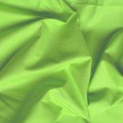 Uni, egyszínű pamut vászon, fűzöld