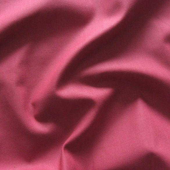 Uni, egyszínű pamutvászon, barokk rózsa