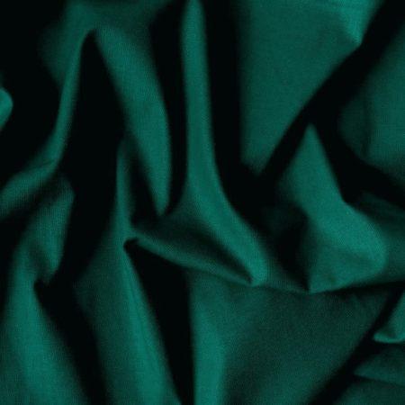 Uni, egyszínű pamutvászon, karácsonyzöld