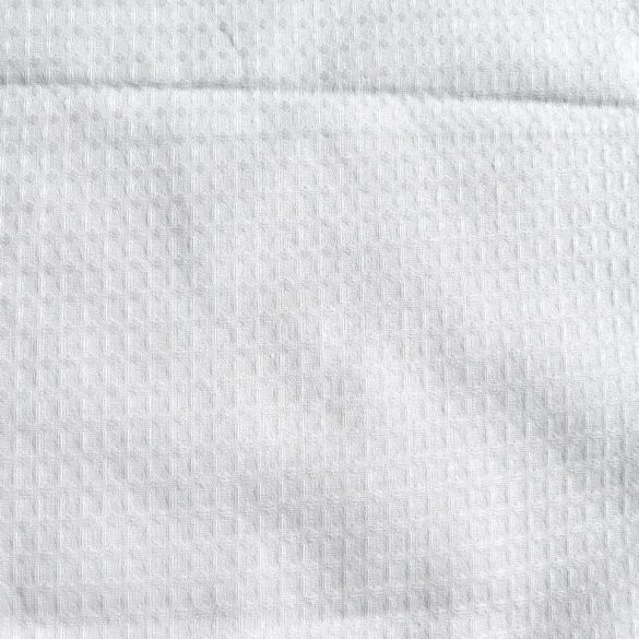 Fehér darázs pamutszövet