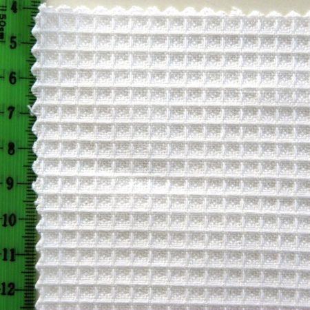 Extra minőségű fehér darázs pamutszövet