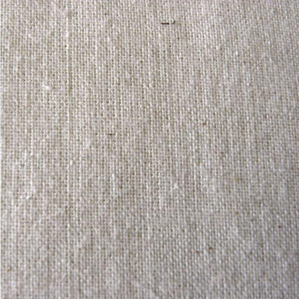 Molinó szövet, nyersvászon textilanyag, 142 g