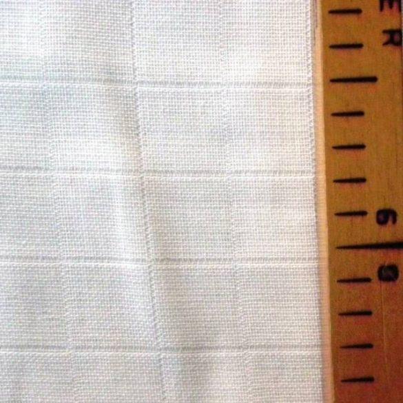 Pamut pelenkaanyag, textilpelenka méteráru, nagykockás