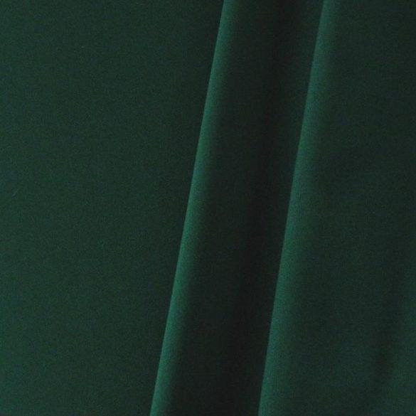 Panama szövet, egyszínű palackzöld
