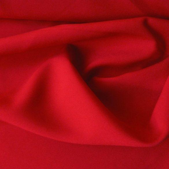 Panama szövet, egyszínű piros