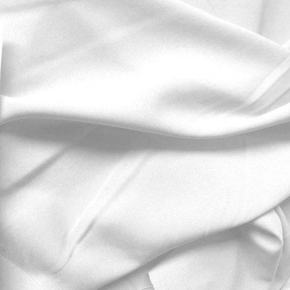 Panama szövet, egyszínű fehér