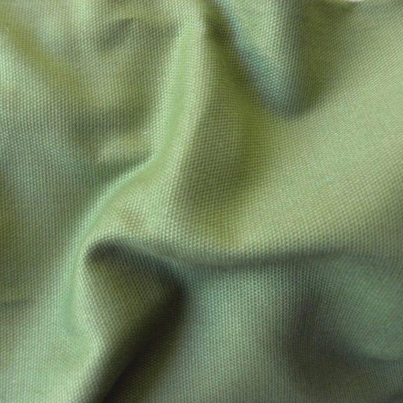Lakástextil, dekorvászon uni mohazöld
