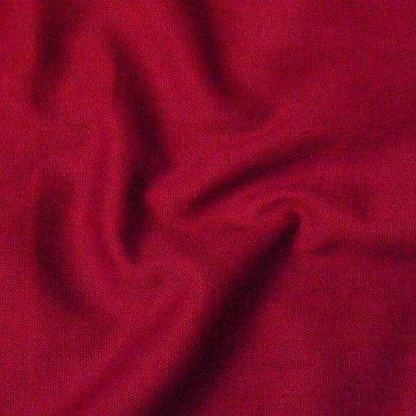Lakástextil, dekorvászon uni bordó