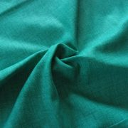 Lakástextil, dekorvászon, raszteres uni óceán zöld