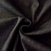 Lakástextil, dekorvászon, raszteres uni sötétszürke