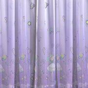 LIZA, tündéres nyomott voile, fényáteresztő függöny anyag