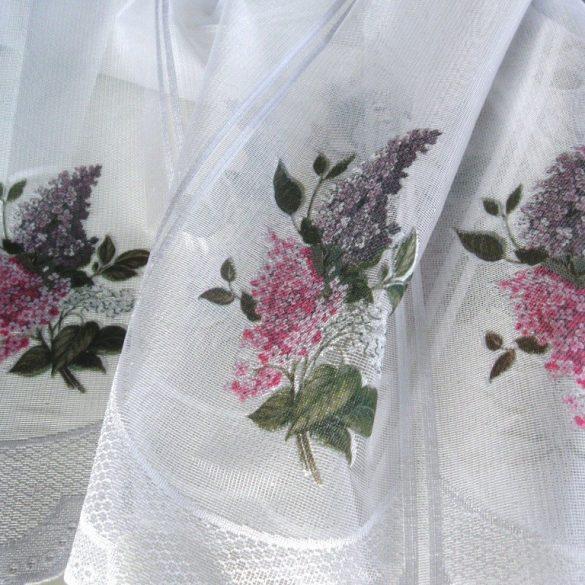 ORGONA, jacquard csipke vitrázsfüggöny anyag