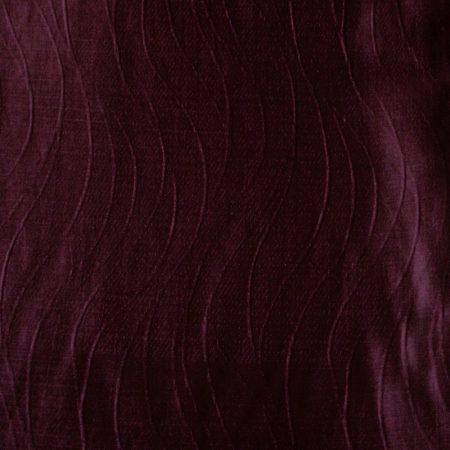 Viola, padlizsán sötétítő-dekor függöny anyag