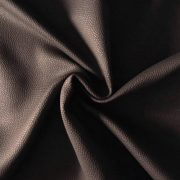 TRITON, bőrhatású dimout függöny, barna