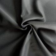 TRITON, bőrhatású dimout függöny, antracit