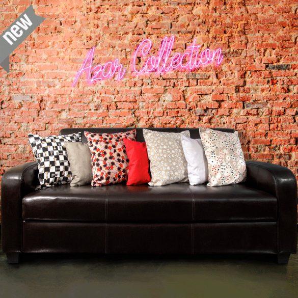GAME, dobókocka mintás lakástextil, dekorvászon - maradék darab: 0,72 m