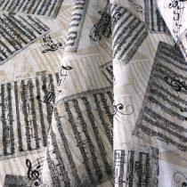 Spanyol lakástextil - MARILYN szépia