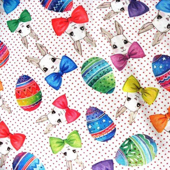NYUSZI, húsvéti lakástextil dekorvászon