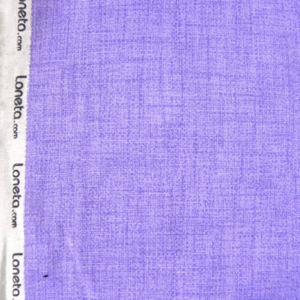 Spanyol lakástextil - raszteres, uni levendulalila