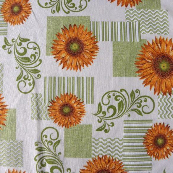 GIRASOL, napraforgó mintás lakástextil, dekorvászon