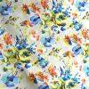 Akvarell Miranda kék spanyol lakástextil, dekorvászon, maradék darab