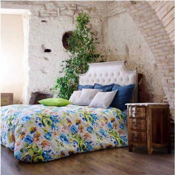 Spanyol lakástextil - Akvarell Miranda, kék