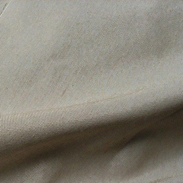 Spanyol, vastag, uni natúr lakástextil, dekorvászon, 280 vagy 140 cm széles