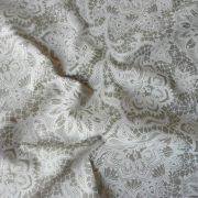 DUCHESSE, spanyol lakástextil, csipkemintás