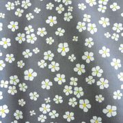 AGAVE, agavészürke virágos, spanyol lakástextil