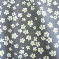 Spanyol lakástextil - AGAVE virágos - 280 cm széles