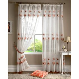 Transparent curtains