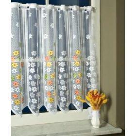 Vitrage curtains