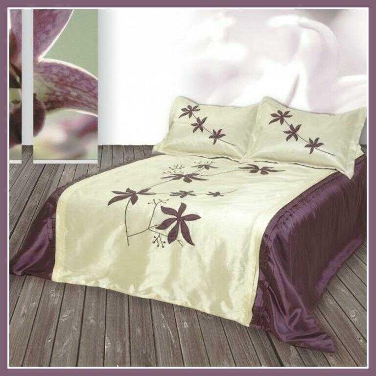 ORCHIDEA ágytakaró garnitúra 250X260