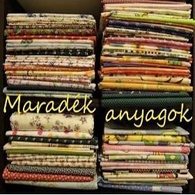 TURKÁLÓ - textil darabáru