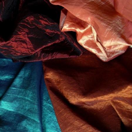 Taft sötétítő dekor függöny anyagok
